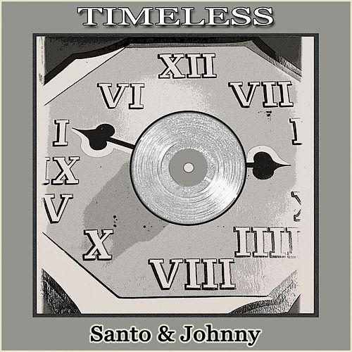 Timeless di Santo and Johnny