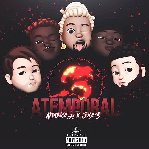 Atemporal by Afrojuice 195
