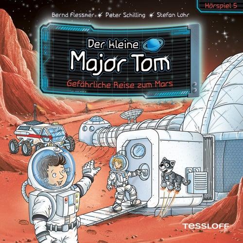 05: Gefährliche Reise zum Mars de Der kleine Major Tom