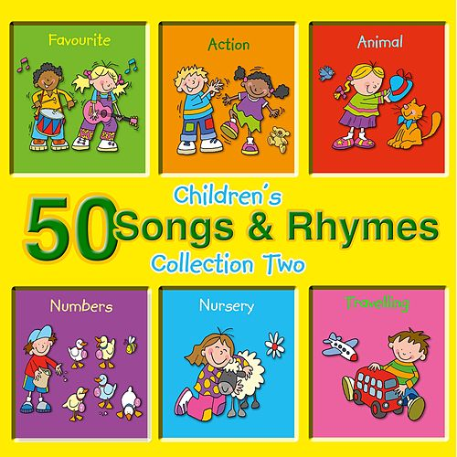 50 Children'S Songs & Rhymes Collection Two by Kidzone