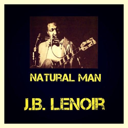 Natural Man de J.B. Lenoir