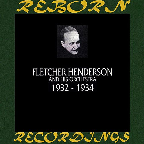 1932-1934 (HD Remastered) de Fletcher Henderson