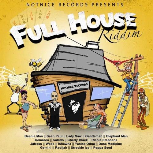 Full House Riddim de Various Artists