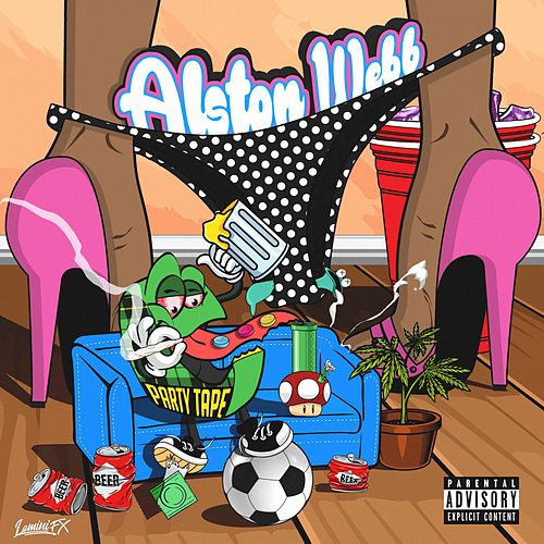 Party Tape by Alston Webb
