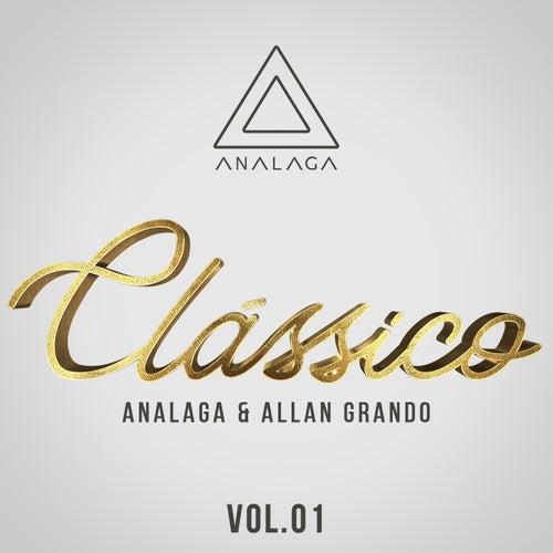 Clássico (Vol. 01) de Analaga