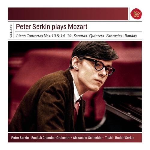 Peter Serkin Plays Mozart de Peter Serkin