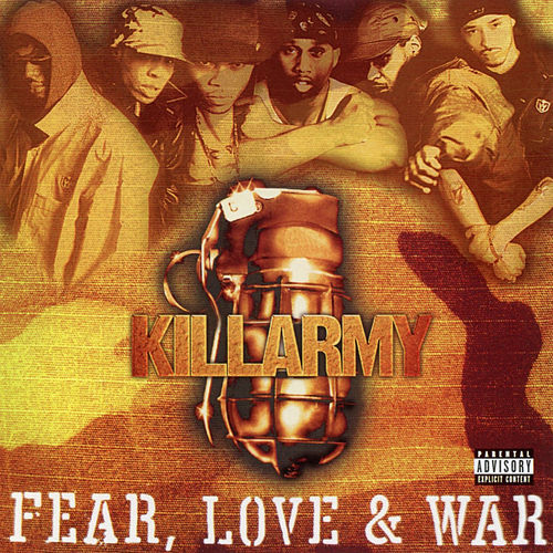Fear, Love & War de Killarmy