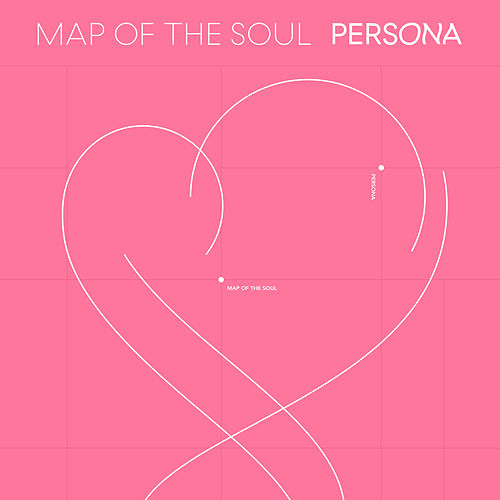 MAP OF THE SOUL : PERSONA de BTS