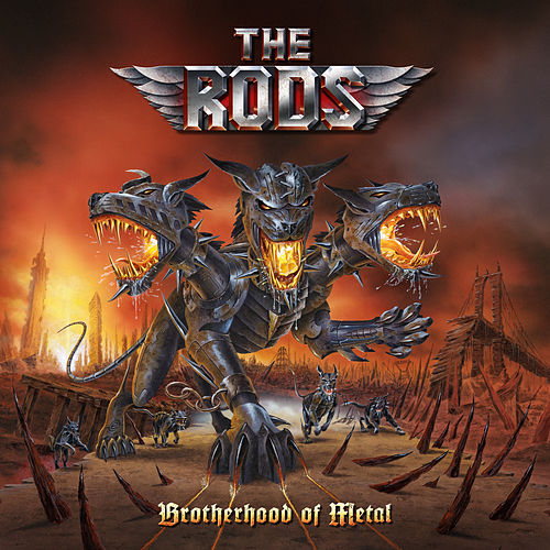 Brotherhood of Metal by The Rods