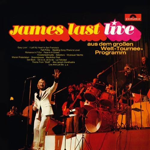James Last Live de James Last
