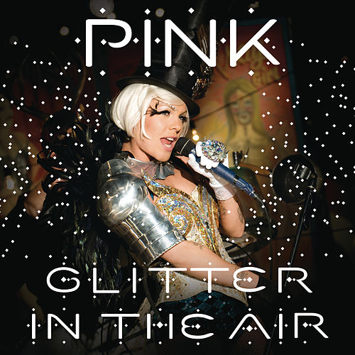 Glitter In The Air Digital 45 by Pink