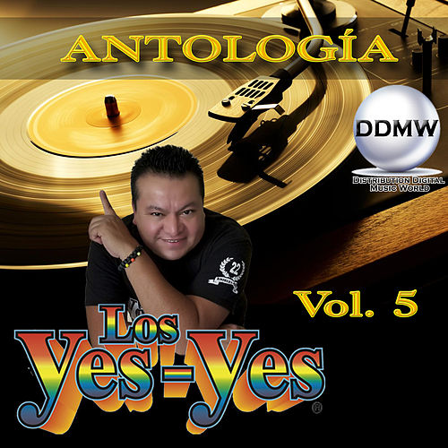 Antología, Vol. 5 by Los Yes Yes