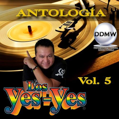 Antología, Vol. 5 de Los Yes Yes
