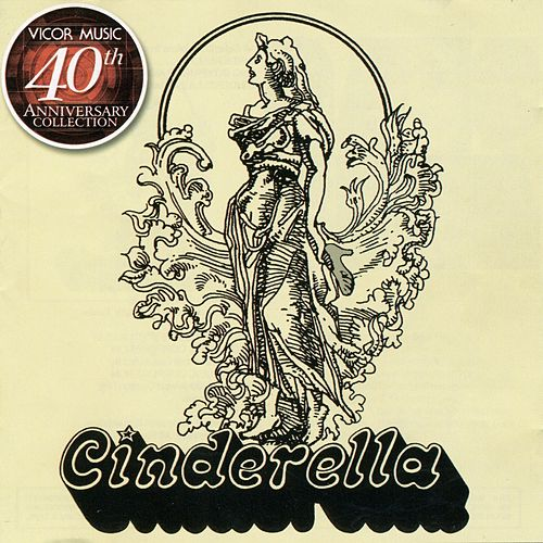 Cinderella (Vicor 40th Anniversary Collection) by Cinderella