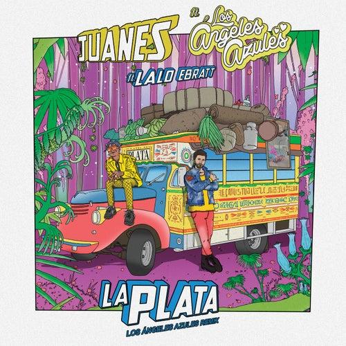 La Plata (Los Ángeles Azules Remix) de Juanes