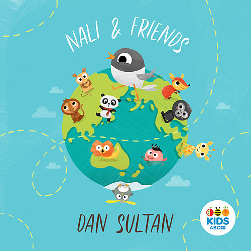 Nali & Friends by Dan Sultan