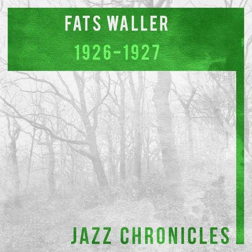 Fats Waller: 1926-1927 (Live) by Fats Waller