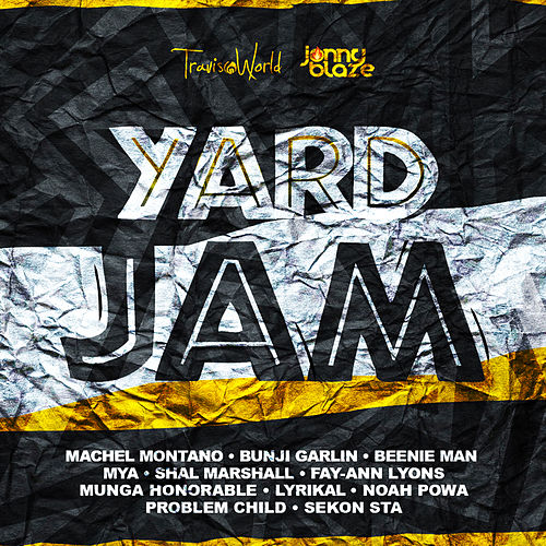 Yard Jam Riddim de Various Artists