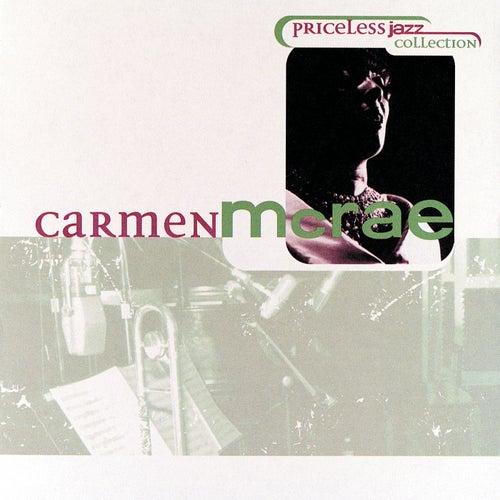 Priceless Jazz 17: Carmen McRae by Carmen McRae