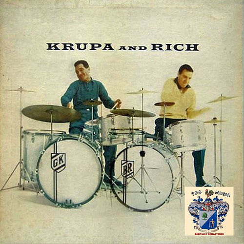 Krupa and Rich von Gene Krupa
