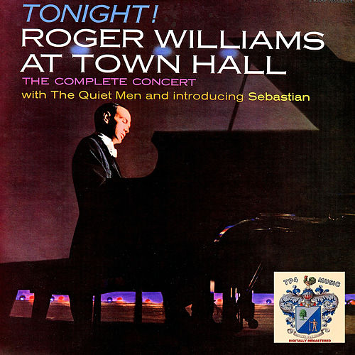 Tonight! - Roger Williams at Town Hall von Roger Williams