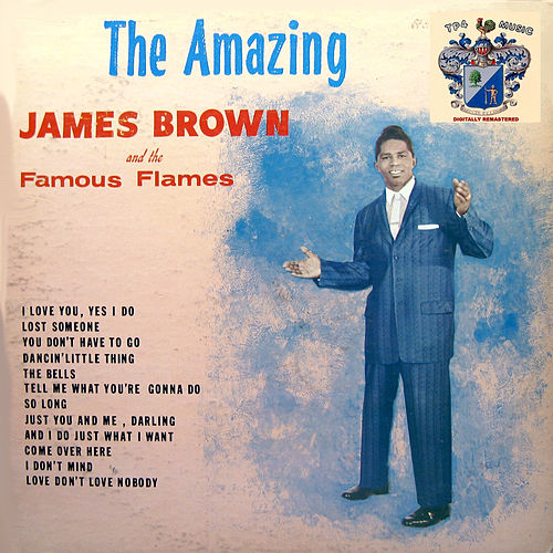 The Amazing von James Brown
