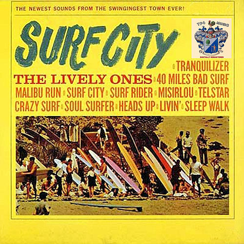 Surf City de The Lively Ones