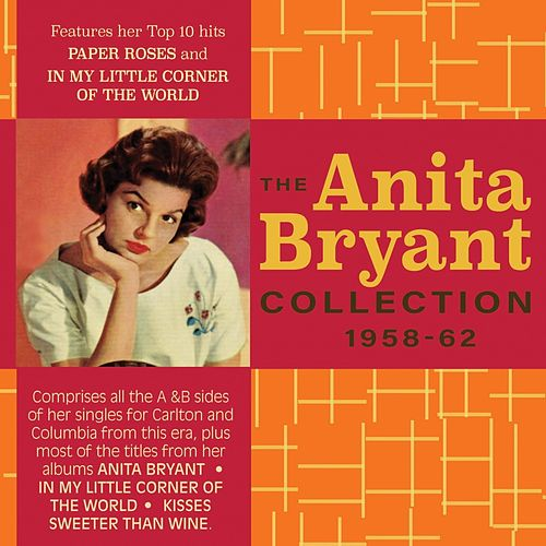 The Anita Bryant Collection 1958-62 von Anita Bryant