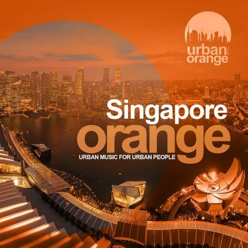 Singapore Orange (Urban Oriental Music) von Various Artists