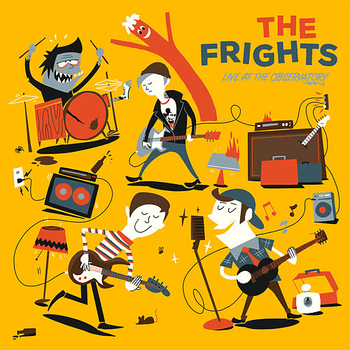 Live At The Observatory by The Frights