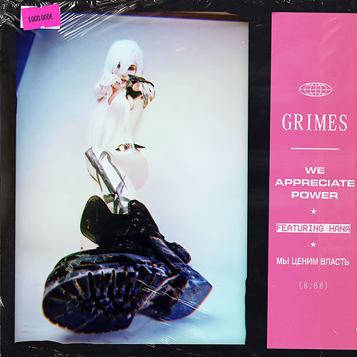 We Appreciate Power (Radio Edit) de Grimes