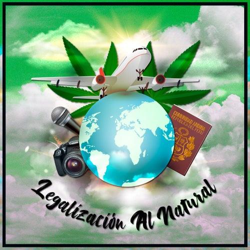 LAN (Legalización al Natural) de Rob Thomas