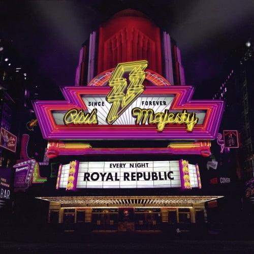 Boomerang di Royal Republic