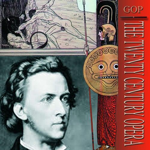 Frédéric Chopin · Ballade No. 3 Op. 47 · Andante spianato & Grande Polonaise brillante Op. 72 · Fantaisie Op. 49 · Polonaise-Fantaisie Op. 61 de Wilhelm Kempff