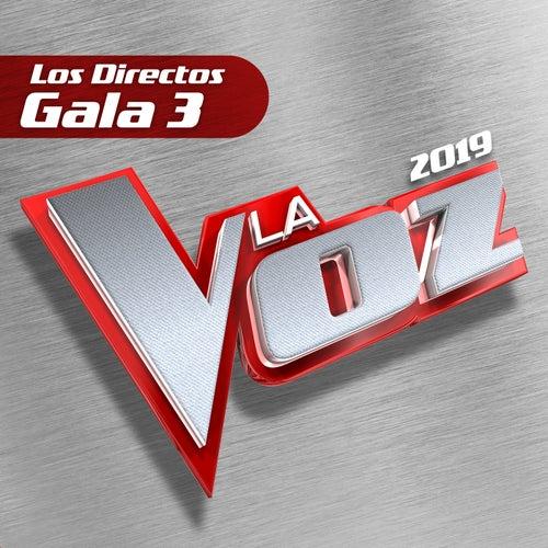 La Voz 2019 - Los Directos - Gala 3 (En Directo En La Voz / 2019) von Various Artists