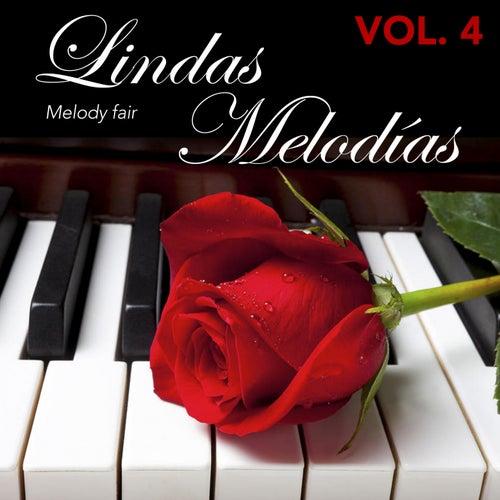 Lindas Melodías, Vol. 4 von Various Artists