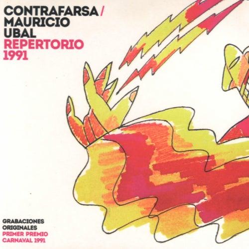 Repertorio 1991 de Murga Contrafarsa