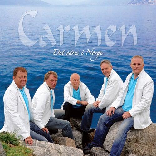 Det våres i Norge von Carmen