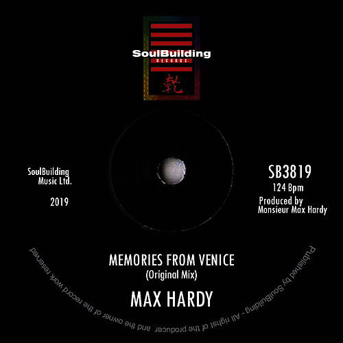 Memories From Venice de Max Hardy