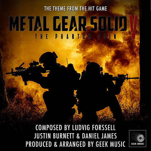 Metal Gear Solid V: The Phantom Pain: Nuclear by Geek Music