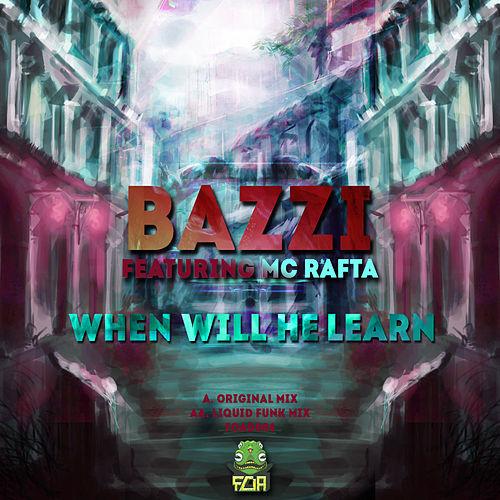 When Will He Learn by Bazzi