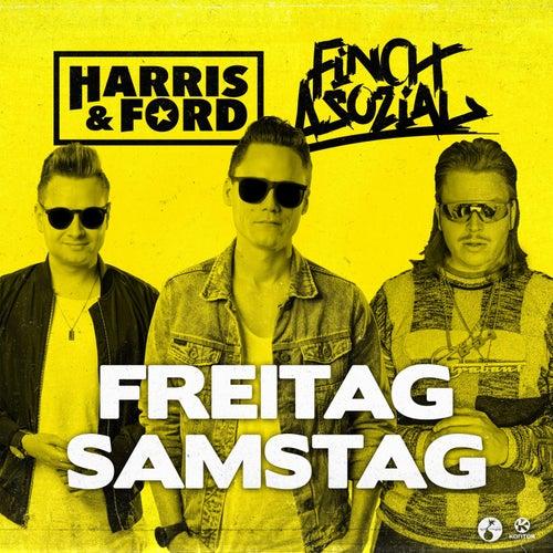 Freitag, Samstag von Harris & Ford