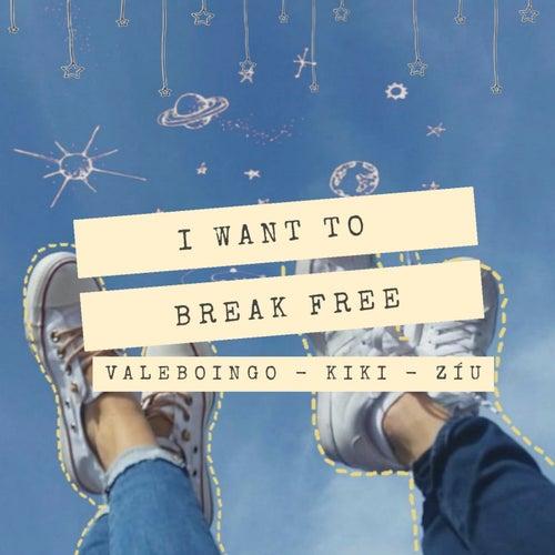 I Want to Break Free von Valeboingo
