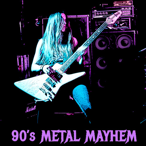 90's Metal Mayhem de Various Artists