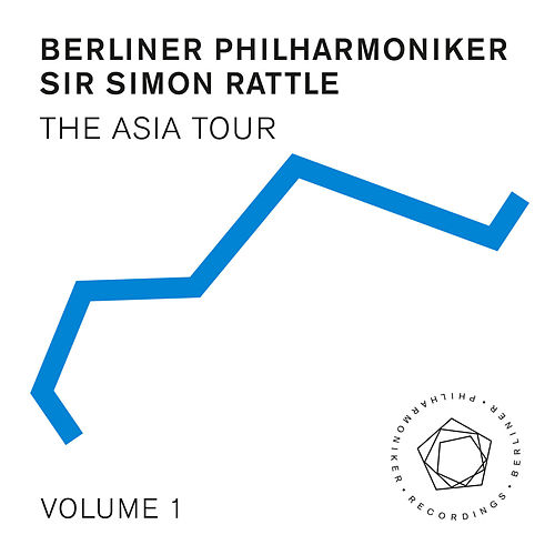 The Asia Tour, Vol. 1 by Berliner Philharmoniker