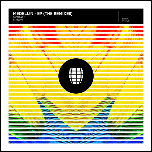 Medellin (The Remixes) de Big State
