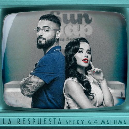 La Respuesta von Becky G x Maluma