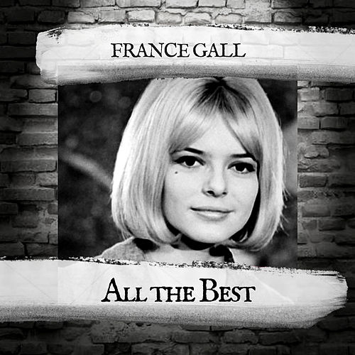 All the Best de France Gall