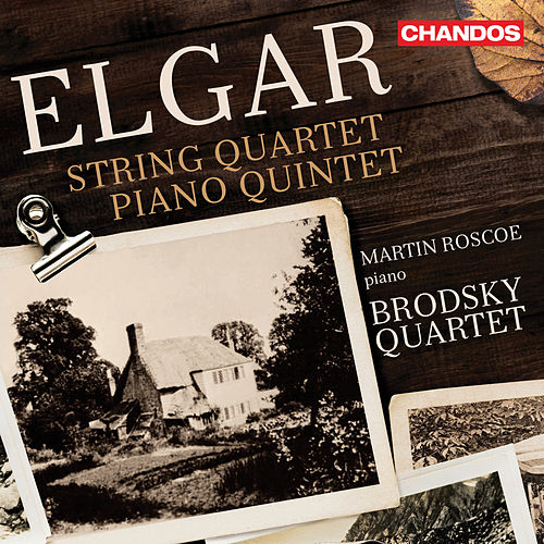 Elgar: String Quartet in E Minor & Piano Quintet in A Minor von Various Artists