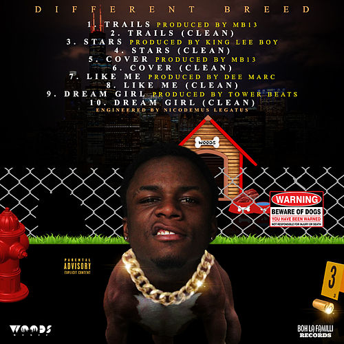 Different Breed by Woods